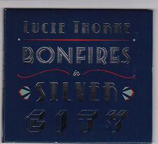 Lucie Thorne - Bonfires In Silver City - CD (LSR09)