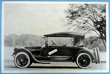 "1920 Pierce Arrow Sport Touring 12 X 18"" Black & White Picture"