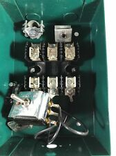 AMCO M4683U SWITCHBOX FOR SEWING MACHINES *USED* -FREE SHIPPING-