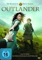 """Outlander - Die komplette erste Season [6 DVDs][NEU/OVP] nach der """"Highland-Saga"""