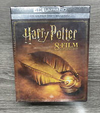 Harry Potter: Complete 8-Film Collection 4k