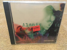 Alanis Morrissette Jagged Little Pill CD 95 Maverick Playgraded M-