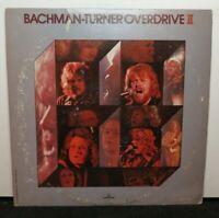 BACHMAN TURNER OVERDRIVE II (VG+) SRM-1-696 LP VINYL RECORD