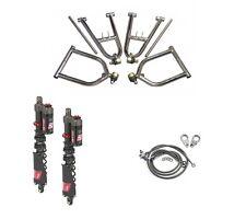 LSR Lone Star Sport +2+1 A-Arms Elka Stage 5 Front Shocks Kit Yamaha Banshee 350