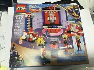 Lego DC Super Hero Girls 41236 Harley Quinn Dorm (Brand New in Box)