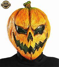 * Free Shipping * new Rubie's Costume Co Pumpkin Mask costum Halloween adult