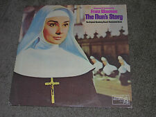 """THE NUN'S STORY (VG+) 1959 Soundtrack (NM) 1975 12"""" Quadraphonic LP SRO4022"""