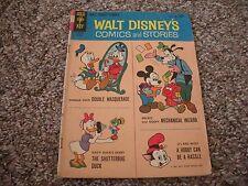 Walt Disney's Comics and Stories #4, Jan 1964, Vintage Gold Key Comic