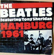 Tony Sheridan and the Beatles - Hamburg 1961 - CD