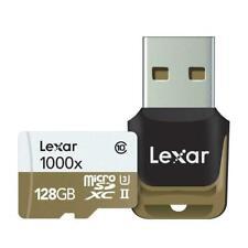 Lexar 128GB Class 10 UHS-II U3 microSDXC Memory Card #LSDMI128CBNL1000R