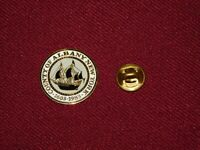 VINTAGE PIN PINBACK COUNTY OF ALBANY NEW YORK 1683-1983