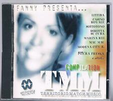 FANNY PRESENTA TMM COMPILATION LITFIBA CASINO ROYALE PITURA FRESKA MAU MAU CD