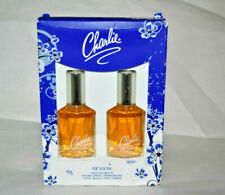 2 pc Set Revlon Charlie eau de toilette spray 1.3 oz each