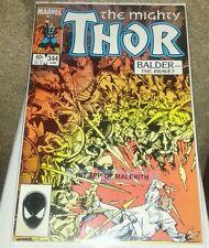 Thor 344 1st appearance of malekith