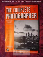 The COMPLETE PHOTOGRAPHER September 30 1942 Issue 38 Volume 7