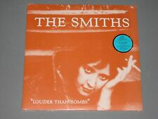 THE SMITHS Louder Than Bombs (Remastered) 180g 2 LP gatefold New Sealed Vinyl
