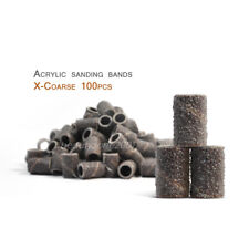 Dixon Acrylic Sanding Bands X-Coarse Grit 100 pcs