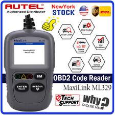 Autel MaxiLink ML329 OBD2 OBDII Auto Code Reader Engine Car Diagnostic Scan Tool