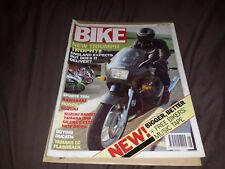 Bike Magazine - May 1991 - Triumph Trophy - Motorcycle Magazine