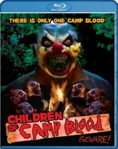 Children of Camp Blood blue ray
