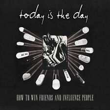 "TODAY IS THE DAY ""How To Win Friends And Influence People"" 10"" RSD 2017 New"