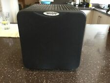 Velodyne Ultra Powered Subwoofer Heavy Bass 1000 Watts Speaker MICROVE6E