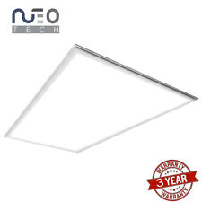 72W Ceiling Suspended LED Panel Office Lighting 1200x600 COOL White 6500K