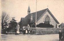 Derbyshire  - ALDERCAR, Church