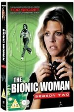 Bionic Woman - Series 2 - Complete (DVD, 2013, 6-Disc Set, Box Set)
