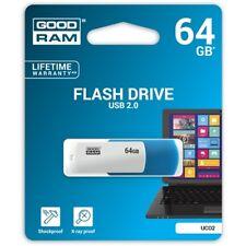 GOODRAM PENDRIVE 64GB UCO2 MIX USB 2.0