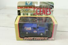 Road Champs Classic Scenes Pepsi 1954 Chevy Suburban Diecast Truck Limited Ed