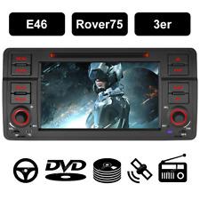 "Für BMW E46 3er 318 320 325 7"" GPS DVD CD Navigation Autoradio USB VMCD RDS DAB+"