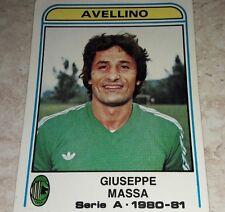 FIGURINA CALCIATORI PANINI 1980/81 AVELLINO MASSA N° 51 ALBUM 1981