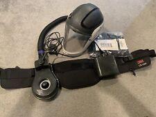 3M Versaflo Power Air Purifying Respirator PAPR System Kit W/ New Shroud