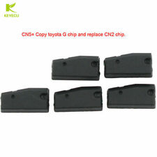 5PCSXCar Key Chips,CN5 Copy Toyota G Chip(80Bit) for CN900,Can Replace CN2 Chips