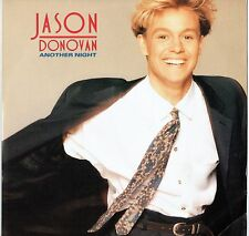 """JASON DONOVAN - 12"""" - Another Night (Sweet Dreams Mix) + 1 UK Picture Sleeve PWL"""