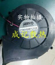 1pcs  SERVO E1540H24B7CZ53B inverter turbo fan