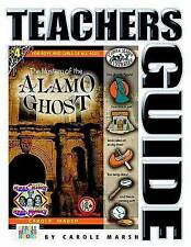 The Mystery of the Alamo Ghost Guide (Real Kids, Real Places) (Carole Marsh Myst