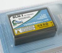 BLN1 Decoded Battery for Olympus OM-D Series EM-5 Digital Camera