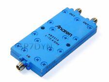 Anaren 2 Way Power Divider Spliter 1 to 12.4GHz 10 Watts 1pc
