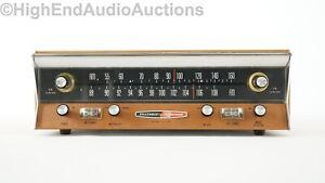 Heathkit AJ-30 AM FM Vacuum Tube Stereo Tuner
