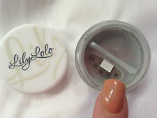 """Lily Lolo  Mineral Eye Shadow  COLOUR"""" MYSTERY """".(GREEN)   2 g NEW SEALED"""