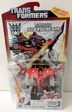 TRANSFORMERS ARMADA STARSCREAM ACTION FIGURE DELUXE CLASS IDW GENERATIONS HASBRO