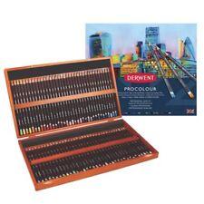 DERWENT PROCOLOUR - Professional Quality Artists Colour Pencil - 72 Wooden Box