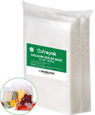Sealer Bags for Seal a Meal,Food Saver,Plus other Machines.
