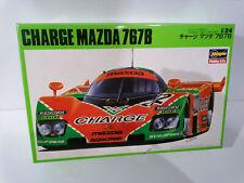 HASEGAWA Charge Mazda 767B 1:24