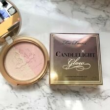 Too faced Candlelight Glow highlight powder duo