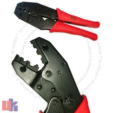 Coaxial Hex Crimping Tool Aerial F-Connector BNC RG59 RG6 Sky CCTV DVR UKED