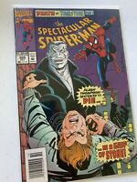 The Spectacular Spider-Man Death By Tombstone Part 2 #205 OCT Marvel Comics 1993