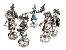 Toby Henderson, Silver Collection of Kachina Dancers